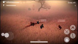 Game Android Samurai Nhật Bản
