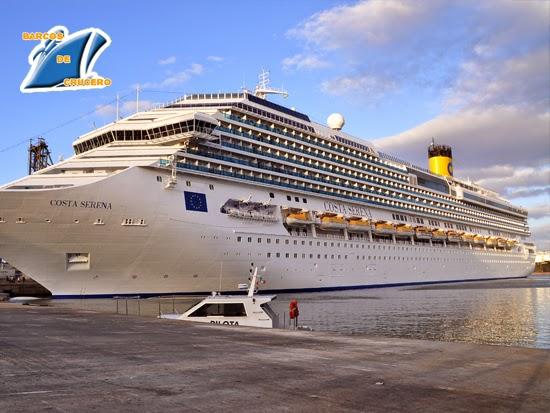 COSTA CRUCEROS - Costa Serena - Barcos de Crucero