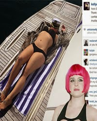 Kelly Osbourne incredible weight loss