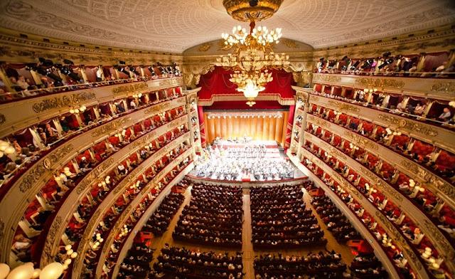 O que fazer no Teatro Alla Scala em Milão