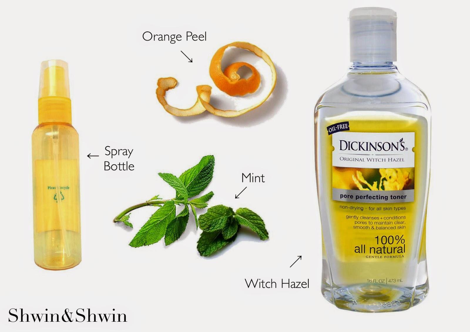 Natural Diy Skin Toner