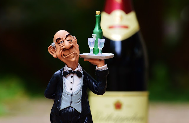 Sabrer ou sabler le champagne
