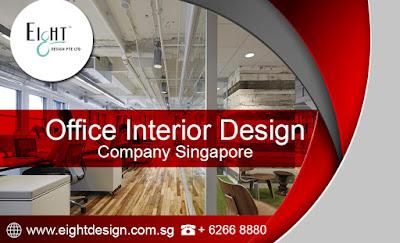 office interior designer singapore