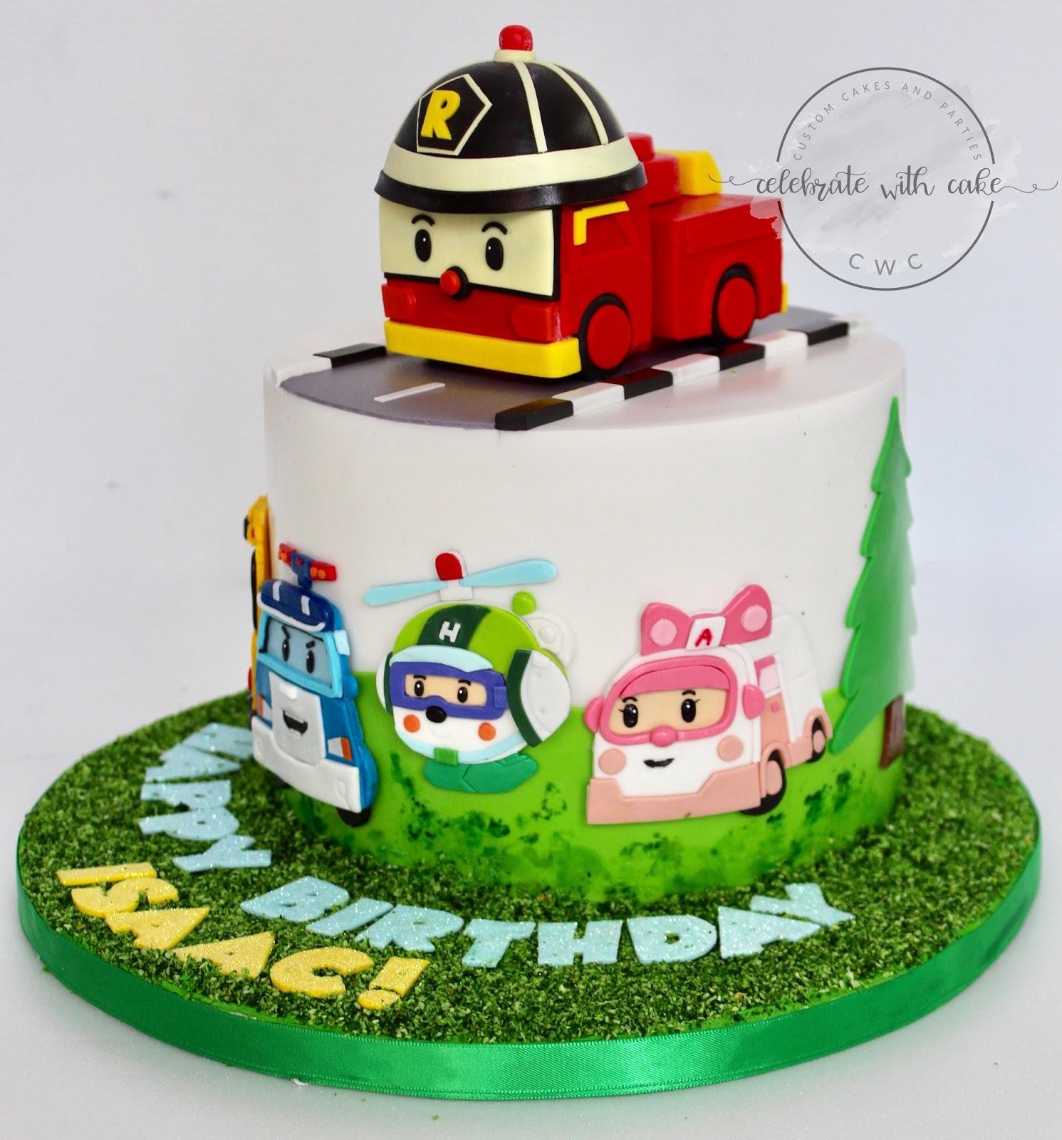 Happy Birthday Roy Cake