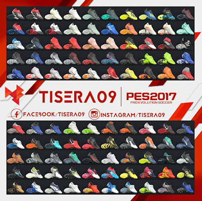 PES 2017 BootPack v12 AIO by Tisera09