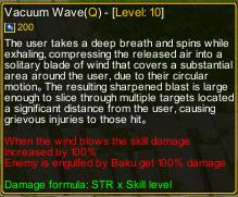 Naruto Castle Defense 7.05 Vacuum Wave detail