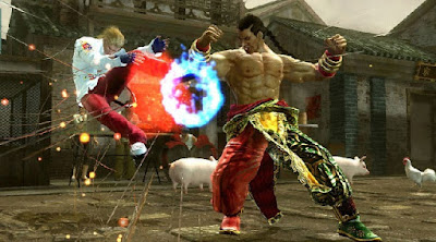 Download Tekken 4 Highly Compressed