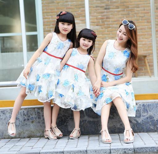 20 20 baju dress korea style untuk ibu dan anak perempuan gebeet com,Baju Anak Anak Dan Remaja