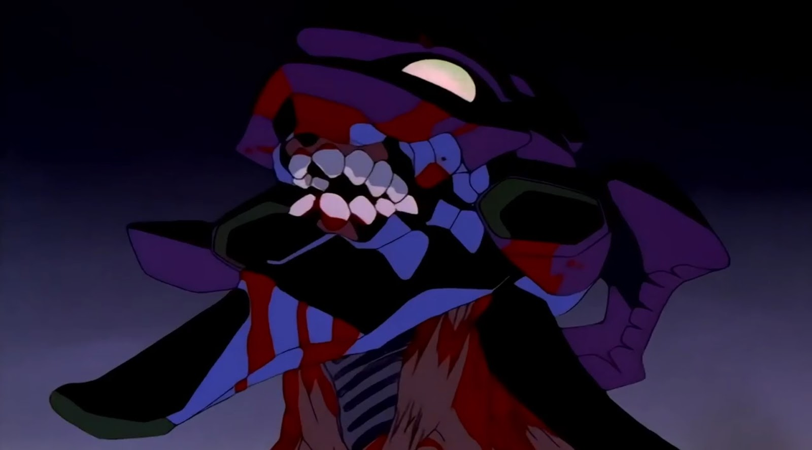 Neon Genesis Evangelion Dublado – Episódio 19