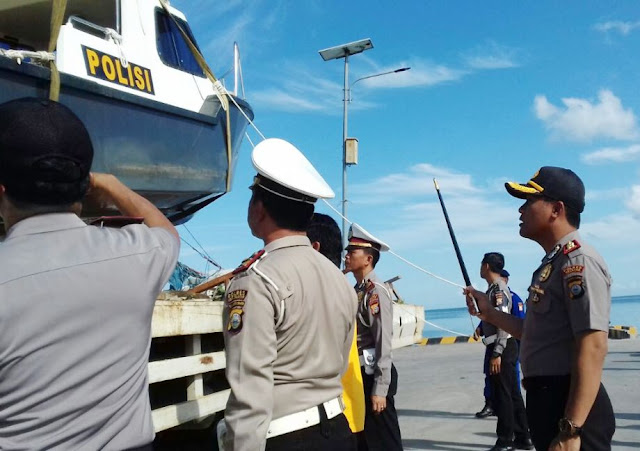 Video : Pernyataan Kapolres, Akan Basmi Kegiatan Illegal Fishing Di Selayar