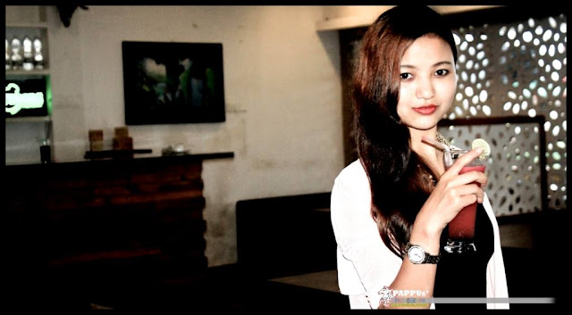 Fashion Model from Sikkim