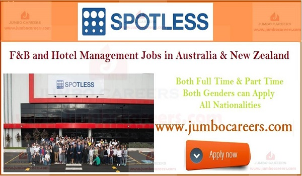 Facility Management jobs in Australia 2019, Salary details of hotel management jobs,