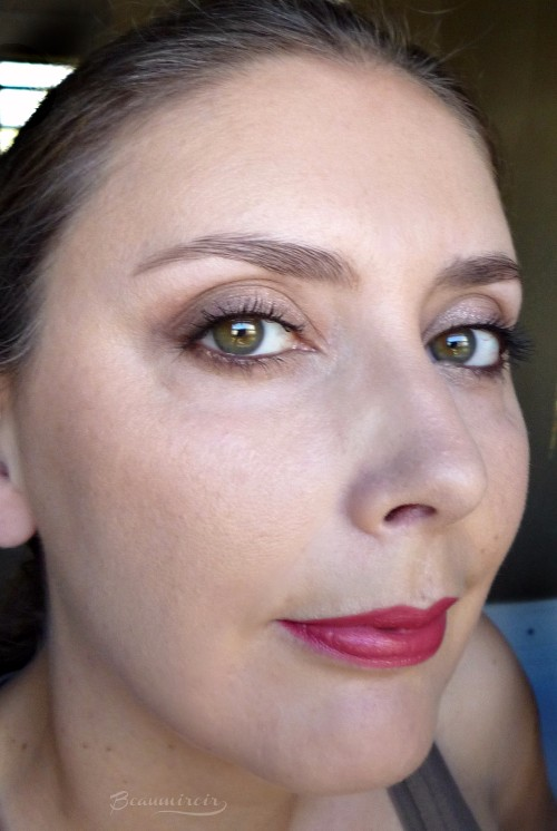 wearing Guerlain Meteorites Perles de Legende for Holiday 2016: fotd motd