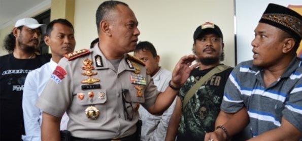 Penolak Perppu Ormas Dituding 'Kroni HTI', Pengamat: Polisi Lakukan Teror!
