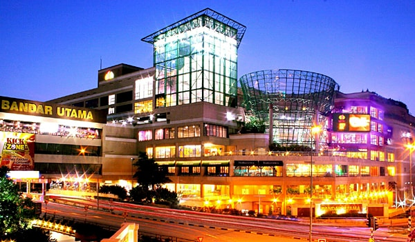 Shopping Malls PJ