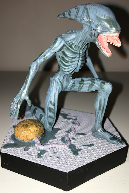 Eaglemoss Alien and Predator Figurine Collection Issue 10 Deacon