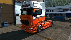 Gottwald skin for Scania RJL