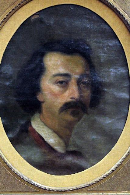 Andrea Gastaldi, Portraits of Painters, Fine arts, Self-Portraits