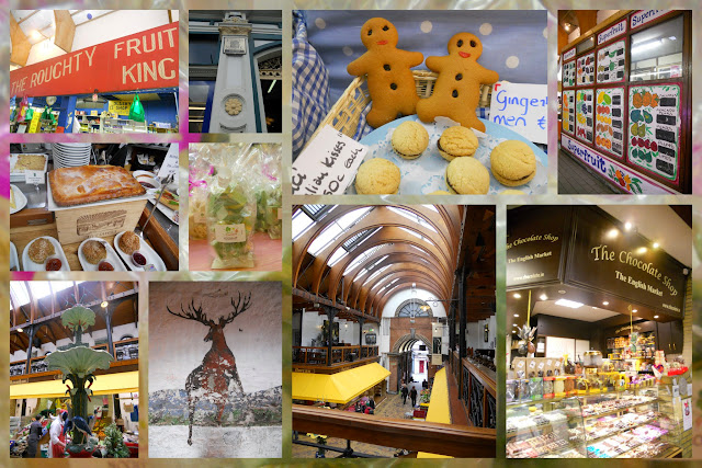 What to Do in Cork City Ireland: The English Market