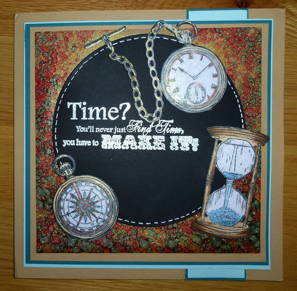 Make Time card