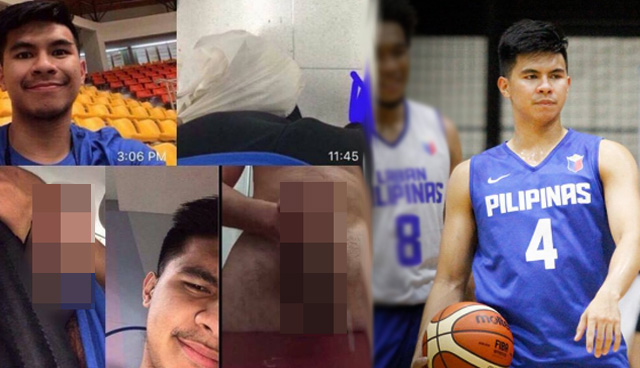 Man Arrested for Extorting Money from Basketball Player Kiefer Ravena