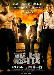 Đại Chiến Bến Thượng Hải - Once Upon A Time In Shanghai (2014) [HD Thuyết Minh]