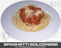 bolognese spagetti
