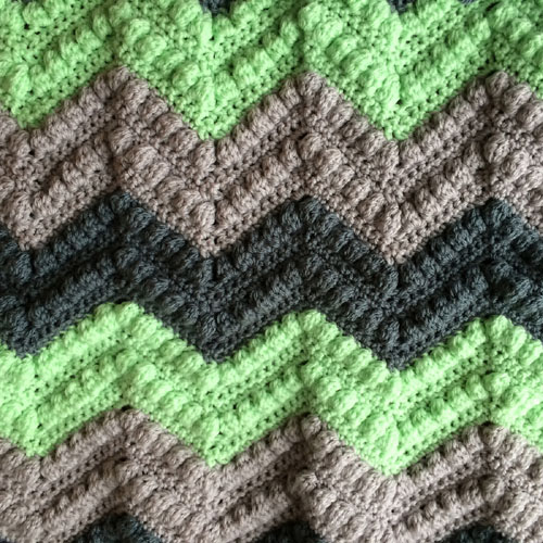 Willow Baby Afghan - Free Pattern
