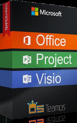 ผลการค้นหารูปภาพสำหรับ office 2016 pro visio project