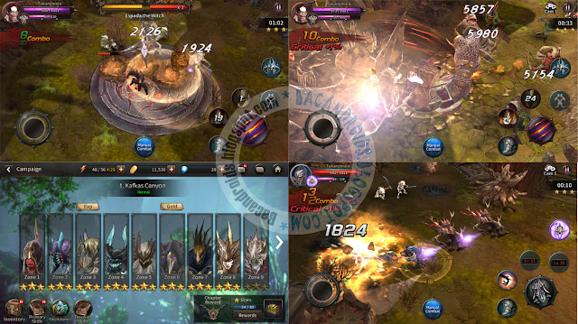 Devilian Apk v1.0.7 Latest Version For Android Terbaru Mod Hack