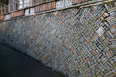 愛知県瀬戸市 洞町 窯垣の小径(かまがきのこみち)