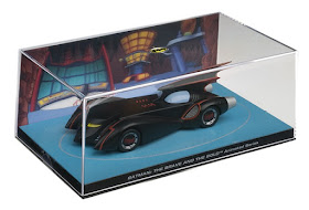 Batmobile Batman #101 Robinmobile Eaglemoss 1:43 IXO Altaya