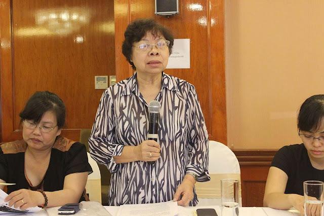 PGS-TS Vũ Thị Vinh: Nguyên Tổng thư ký Hiệp hội đô thị Việt Nam