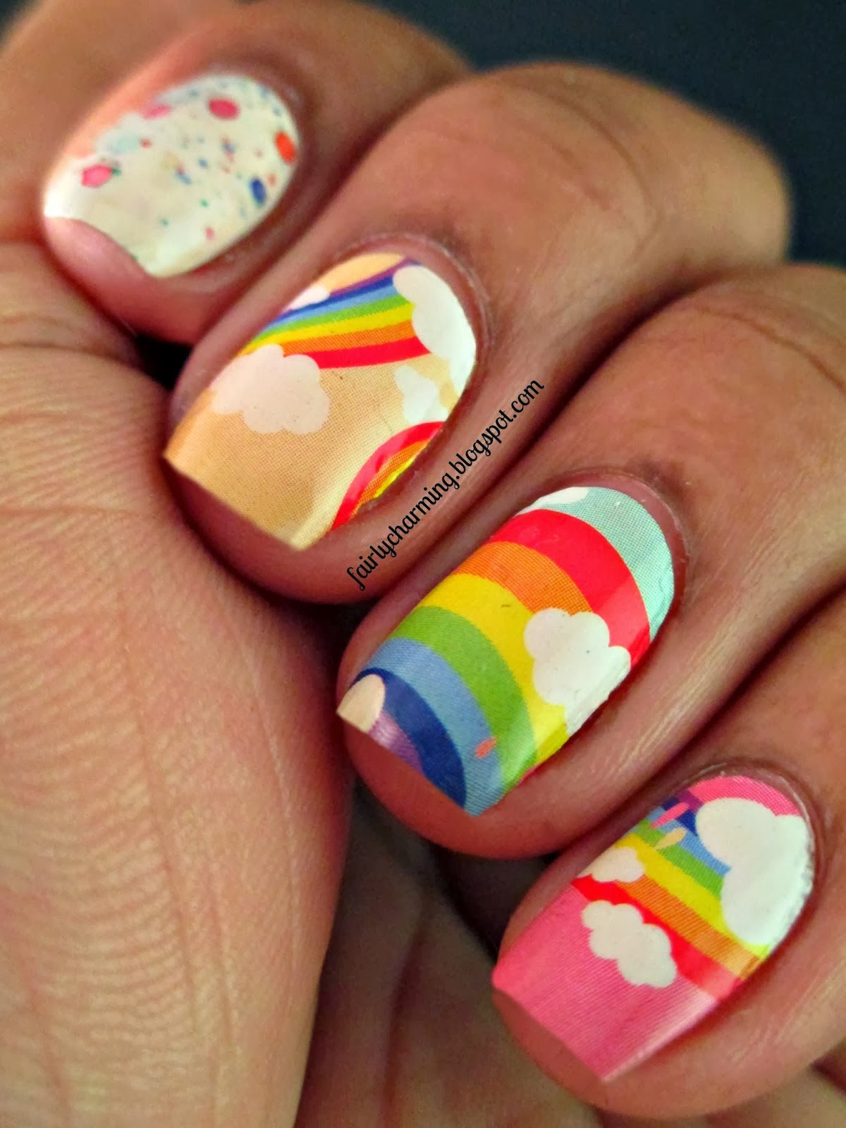 Born Pretty Store Blog: December Nail Art Designs Show