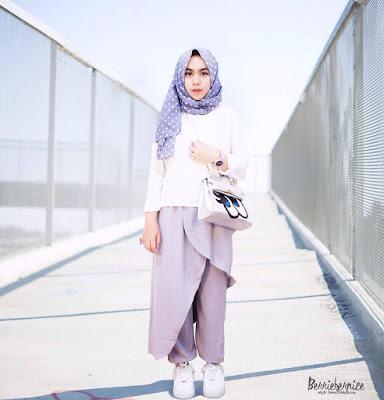 Style Baju Hijab Simple