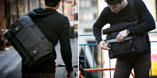 Model tas Messenger Bag pria dan wanita kekinian