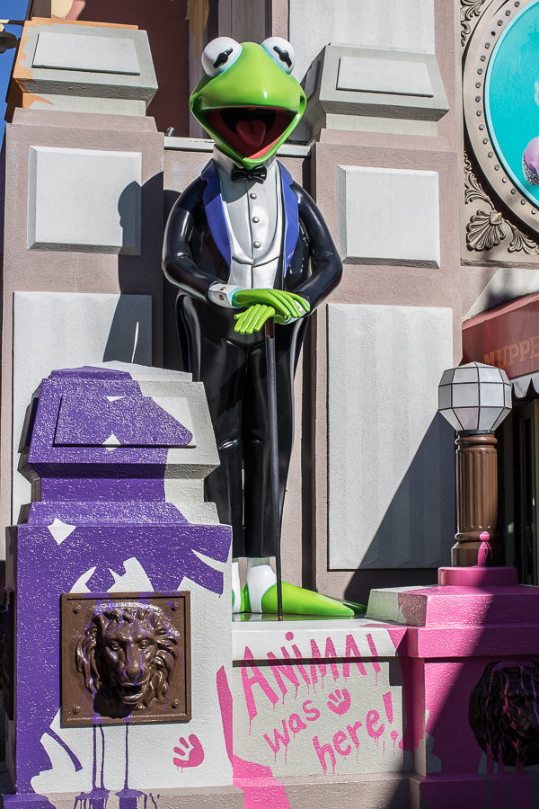 Muppets 4D, Hollywood Studios