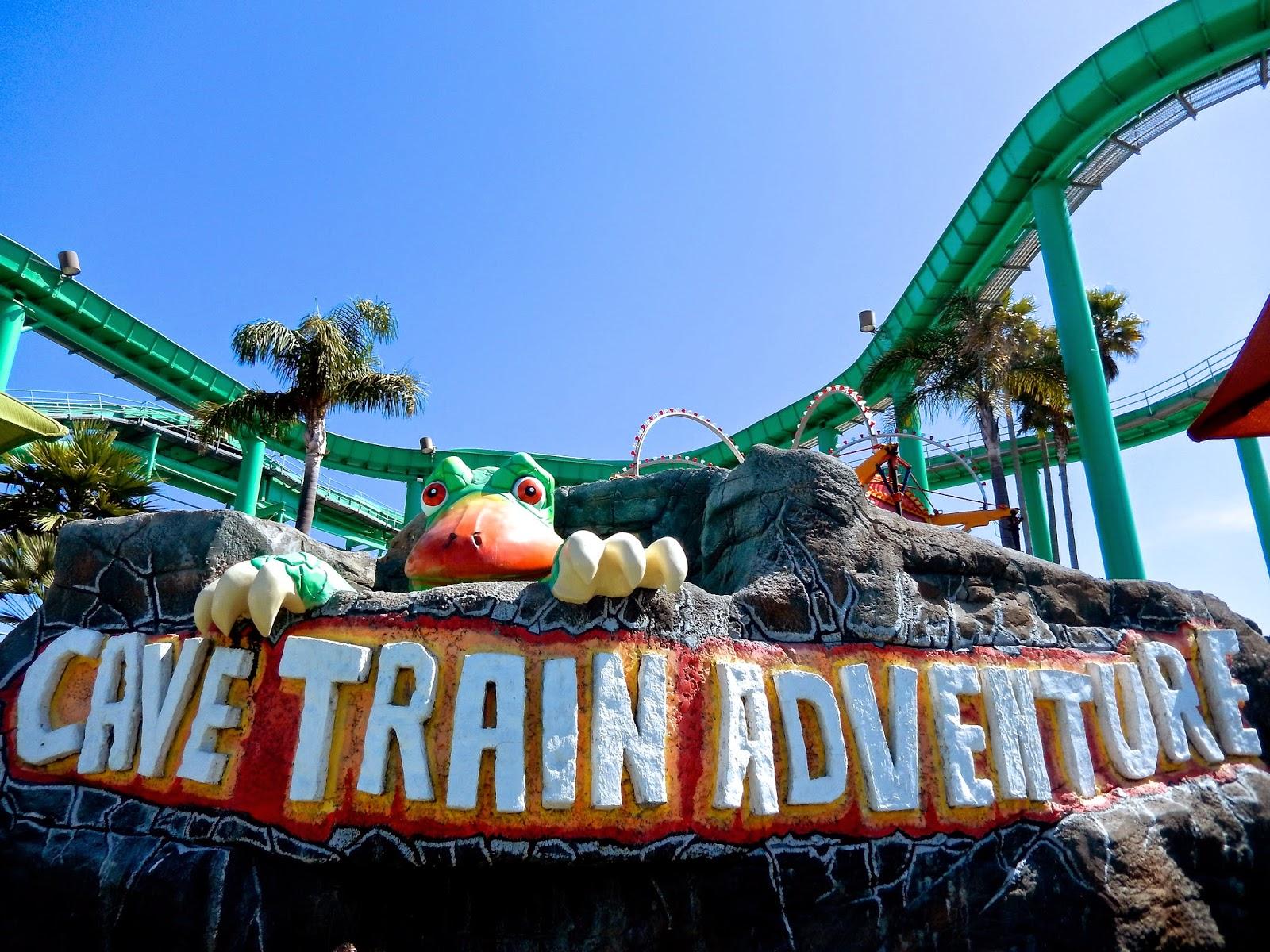 Santa Cruz Beach Train Adventure The Best Beaches In World