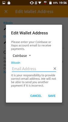 cara mendapatkan bitcoin menggunakan android