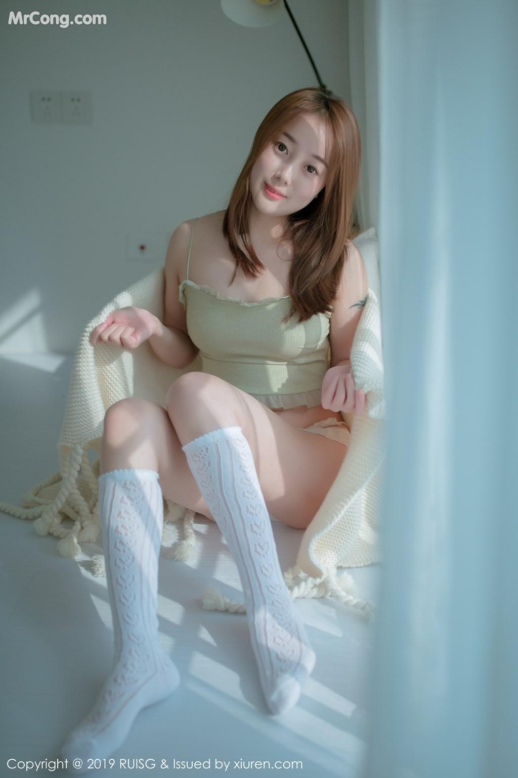 RuiSG Vol.080: 风衣月Lucy (47P)
