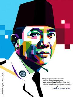 gambar  Wpap Ir. Soekarno
