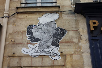 Sunday Street Art : Paris Sketch Culture - rue Montorgueil - Paris 2