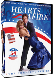 DVD Review - Hearts Afire: The Complete Series