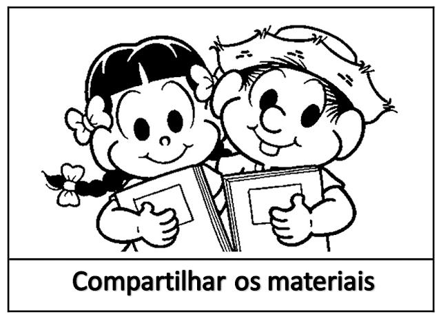 Combinados da Turma Ensino Fundamental