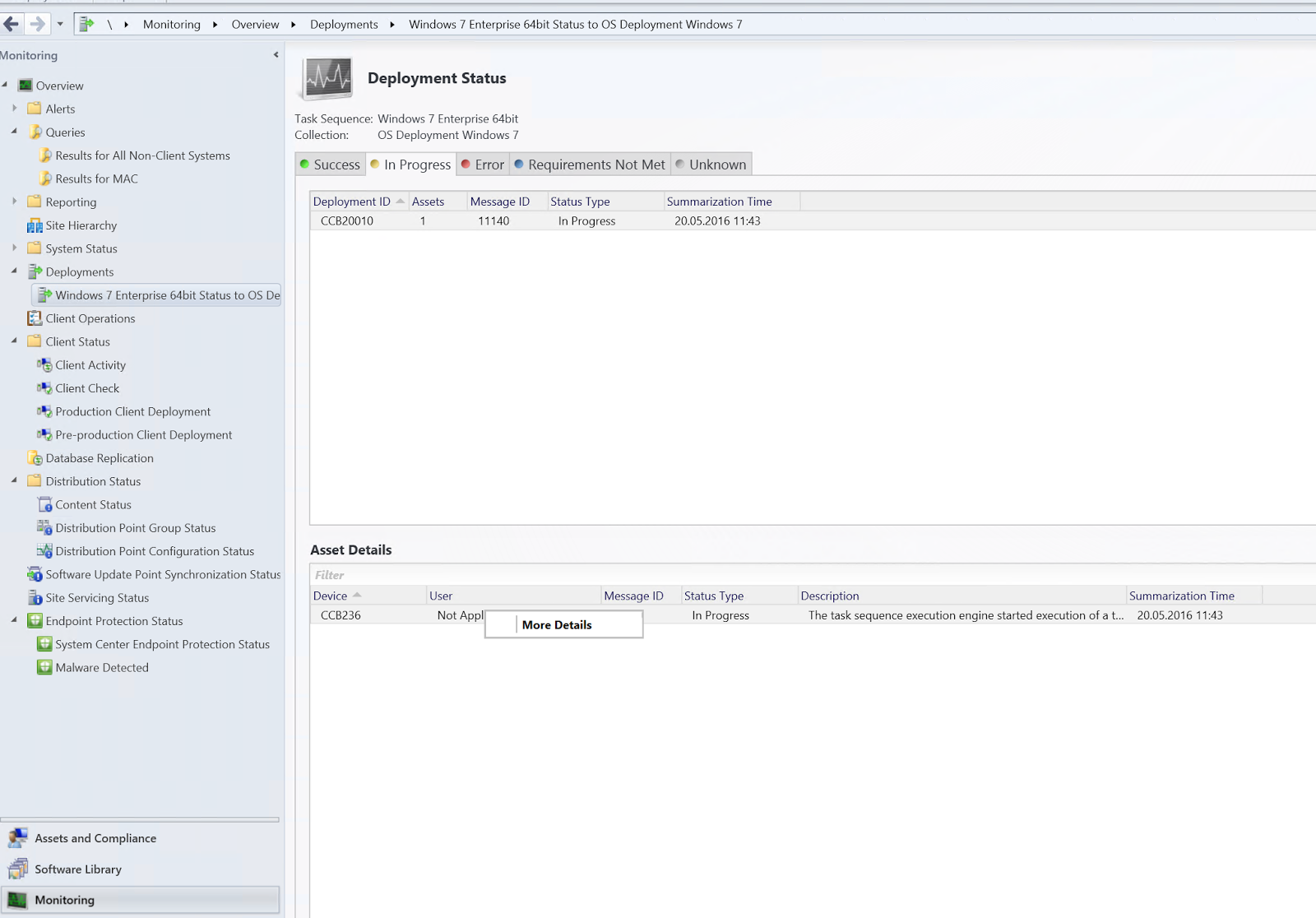 SCCM 1602 New Features   System Center Configuration Manager