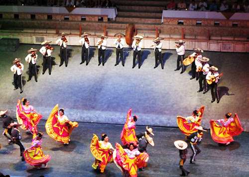 Music of Mexico and Folk Dance of Mexico