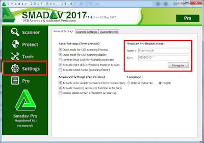 Smadav Pro Registration