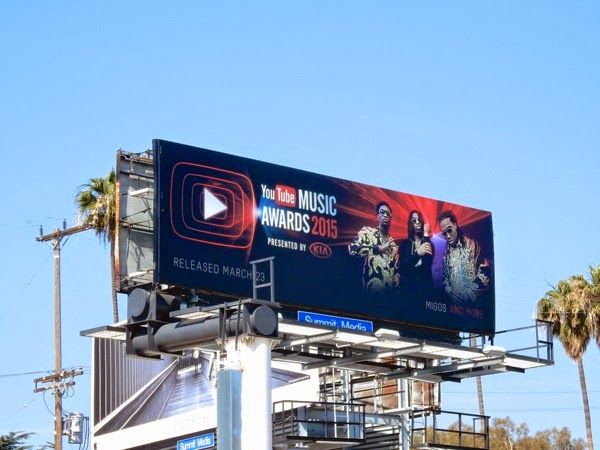 Migos YouTube Music Awards 2015 billboard