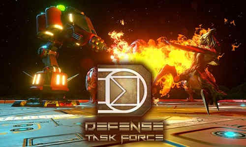 Defense Task Force Sci Fi Tower Defense Game Free Download