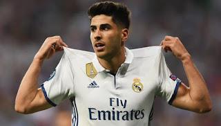 Madrid Perpanjang Kontrak Marco Asensio